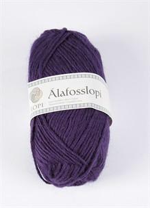 Alafosslopi 0163 dark soft purple