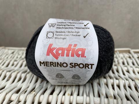 Katia Merino Sport , väri 402 graffitin harmaa