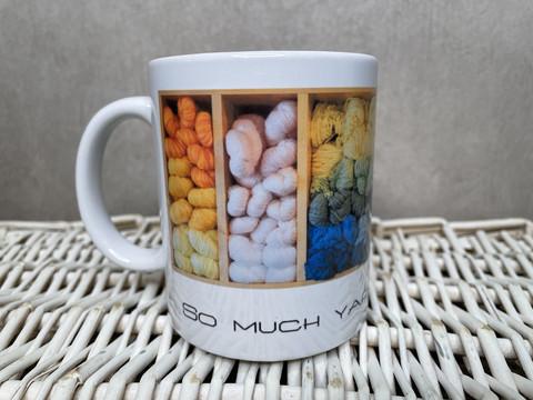 Neulojan muki, So much yarn