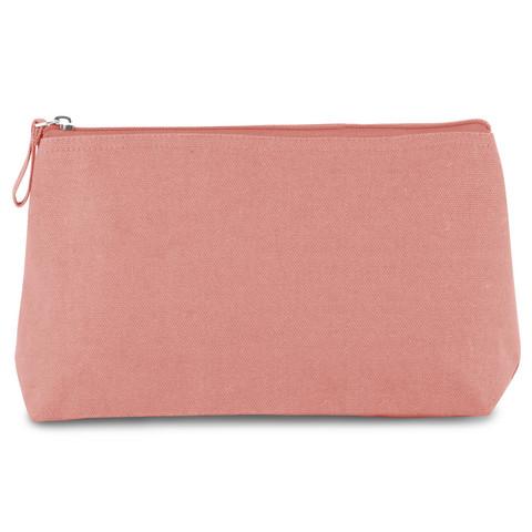 KiMood isompi tarvikelaukku, dusty pink