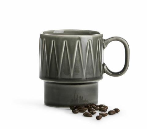 Coffee & More Kahvimuki, harmaa