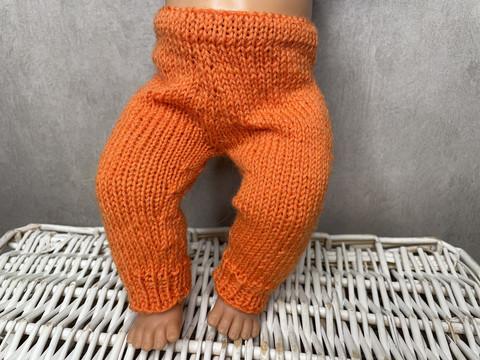 Nuken housut, oranssit
