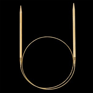 Addi Bambu, pyöröpuikko 100 cm / 8,00mm