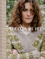 Strands of Joy, Anna Johannan neulekirja - englanninkielinen