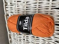 Svarta Fåret Tilda, väri 35 oranssi