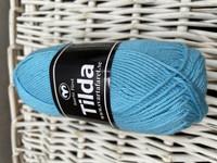 Svarta Fåret Tilda, väri 79 vaalea turkoosi
