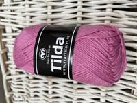 Svarta Fåret Tilda, väri 542 kirkas vaaleanpunainen
