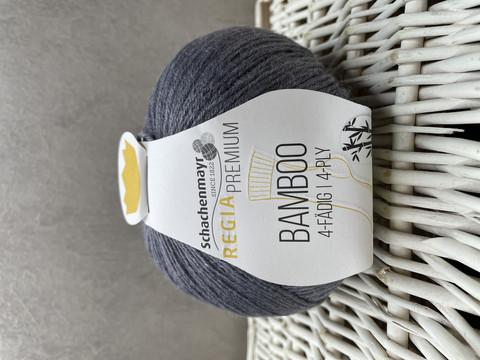 Regia premium bamboo, väri 0093 grey