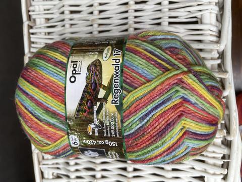 Opal Regenwald 17,  6-säikeinen ,  Ben the Ball Artist 11106