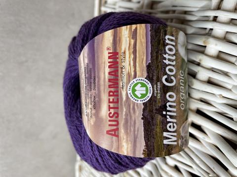 Austermann Merino Cotton, väri 0021