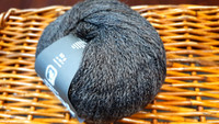 Respect Wool Addicts 1025.0067 tumma ruskean-harmaa