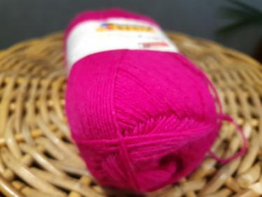 Regia TrendPoint villasekoitelanka, väri 06617 pinkki