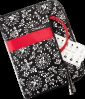 ChiaoGooTwist RED Lace Small Set 13cm kärjillä,  koot 2,75-5 mm (S size)