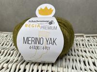 Regia Premium Merino Yak, väri 7516 Grass green