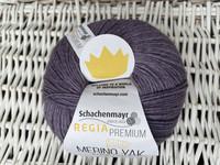 Regia Premium Merino Yak, väri 7509 Lavendel