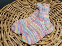 Lasten pastelli karkki villasukat koko 20