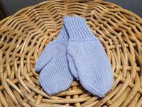 Vaalean siniset tumput ½-1- vuotiaalle