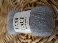 Lang yarns LACE 0023 Harmaa