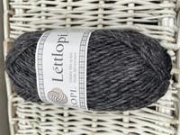 Lettlopi 0058 dark grey heather