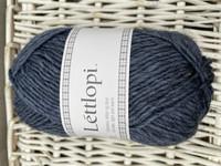 Lettlopi 9418 stone blue heather