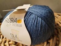 Regia premium Merino Silk Teal