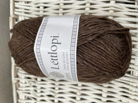 Lettlopi 0053 Acorn heather