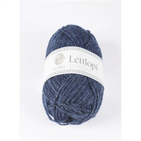 Lettlopi 11403 lapis blue heather