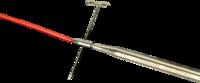 ChiaoGoo TWIST LARGE vaihdettavat pitsikärjet - 13 cm