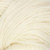 Svensk ull, väri 59001 Arctic fox