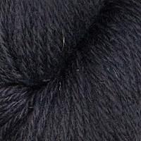 Svensk ull, väri 59003 Swedish black