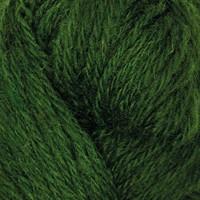 Svensk ull Pine tree green