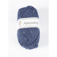 Alafosslopi 1234 blue tweed