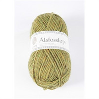 Alafosslopi 9965 chartreuse green heather