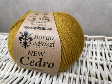 Borgo de Pazzi New Cedro, väri 40 kullankeltainen