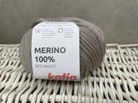 Katia Merino 100% , väri 40 hiekka