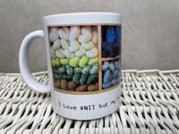 Neulojan muki, I love knit