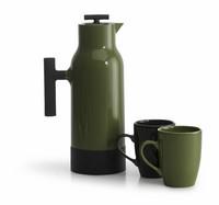 Accent kahvikannu, vihreä