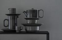 Coffee & More Teekannu, harmaa