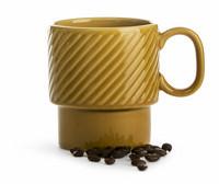 Coffee & More Kahvimuki, keltainen
