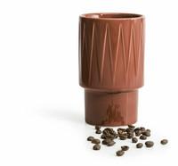 Coffee & More Lattemuki terrakotta