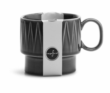 Coffee & More teemuki, harmaa