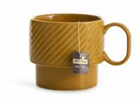 Coffee & More teemuki, keltainen