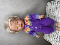 Nuken haalari revontuli, violetti