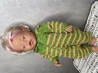 Nuken haalari, vihreä keltainen