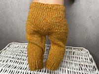 Nuken housut, ocra