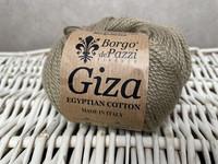 Borgo de Pazzi, Giza puuvillalanka väri 20 vaalea oliivi