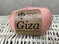 Borgo de Pazzi, Giza puuvillalanka väri 33 koralli