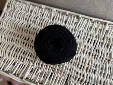 Gedifra, Lana Mia Uni, väri 905 musta