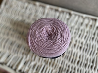 Gedifra, Lana Mia Uni, väri 920 vaalea roosa