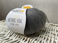 Regia Premium Merino Yak, väri 7511 Flint